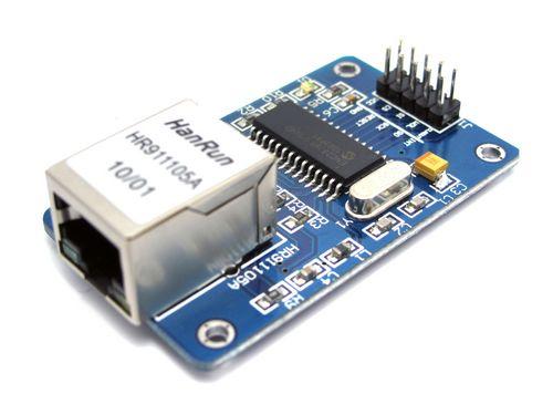 ENC28j60 Ethernet Interface Module1